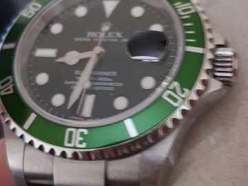 Venta sin pagos en línea: Rolex green
