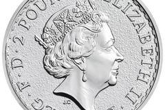 Venta sin pagos en línea: 1 oz Britania Edición del 20a aniversario  Plata  2017