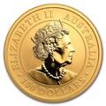 Venta sin pagos en línea: 1 oz Nugget Kangaroo Gold Coin (2019)