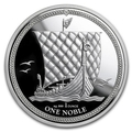 Venta con pagos en línea: Moneda Isla de Man 1 onza de plata (2018)
