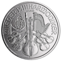 Venta con pagos en línea: 1 oz Vienna Philharmonic Silver Coin (2018)
